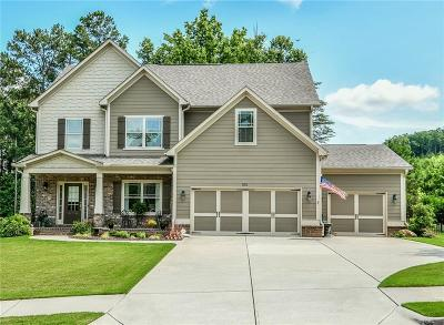 Canton Single Family Home For Sale: 302 Misty Morning Circle