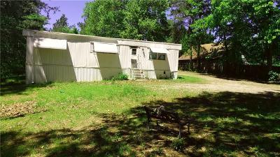 White Single Family Home For Sale: 269 Cassville Pine Log Road NE
