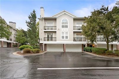 Paces Condo/Townhouse For Sale: 4244 River Green Drive NW #107
