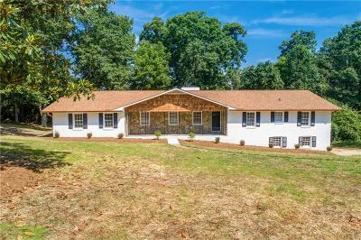 Acworth Single Family Home For Sale: 1888 Cedar Lane