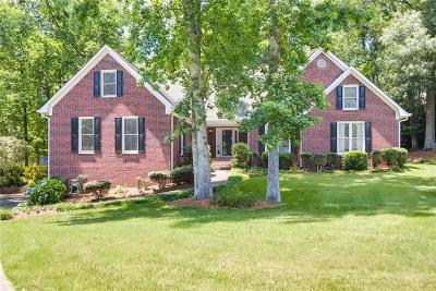 Acworth Single Family Home For Sale: 859 Fairwood Pointe NW