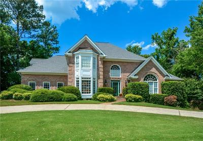 Marietta Single Family Home For Sale: 1685 Ashebark Court