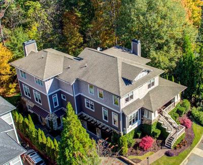 Morningside Single Family Home For Sale: 1551 Markan Drive NE