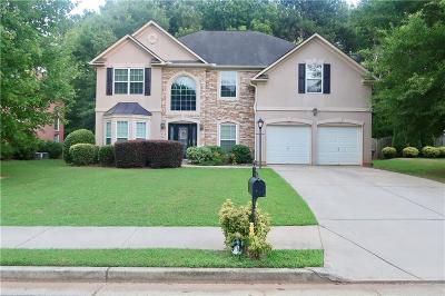 Kennesaw Single Family Home For Sale: 4218 Galilee Drive NE