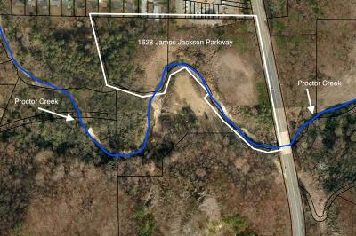 Atlanta Residential Lots & Land For Sale: 1628 James Jackson Parkway NW