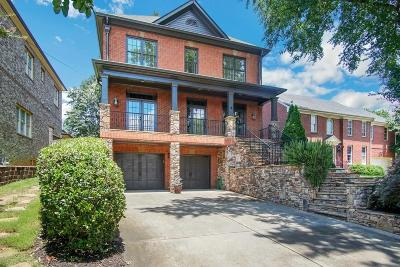 Brookhaven Single Family Home For Sale: 1150 Pine Grove Avenue NE