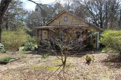 Acworth Single Family Home For Sale: 4661 Fowler Street