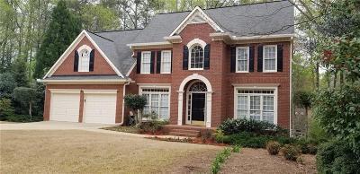 Marietta Single Family Home For Sale: 2776 Carillon Crossing