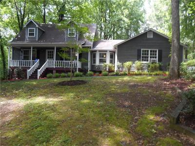 Canton Single Family Home For Sale: 391 Aster Trace