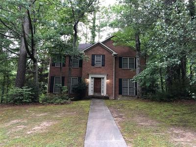 Powder Springs Single Family Home For Sale: 1449 Wiltshire Circle