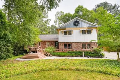 Dunwoody Single Family Home For Sale: 1915 Mount Vernon Place