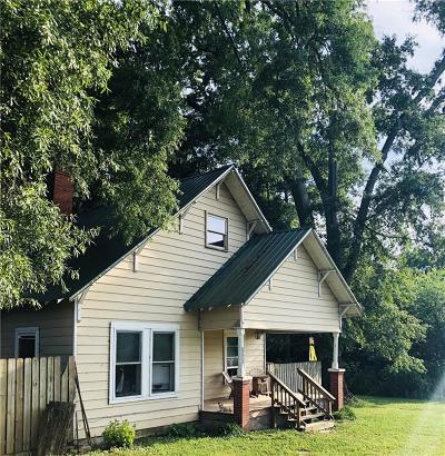 Fairmount Single Family Home For Sale: 8057 Fairmount Highway SE