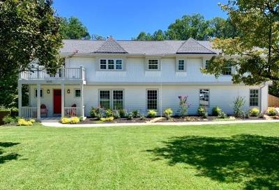 Marietta Single Family Home For Sale: 1070 Old Canton Road