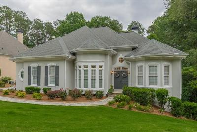 Cumming Single Family Home For Sale: 5850 Charleston Lane
