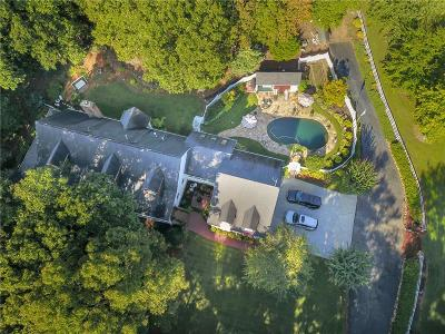 Powder Springs Single Family Home For Sale: 590 Mayes Road