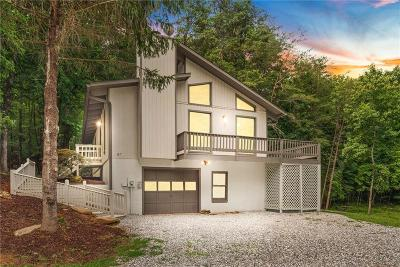 White County Single Family Home For Sale: 87 Chalet Drive