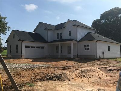 Marietta Single Family Home For Sale: 1 Bermuda Drive