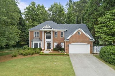 Johns Creek Single Family Home For Sale: 5400 Johns View Street