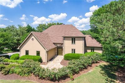 Snellville Single Family Home For Sale: 1300 Lakeshore Drive