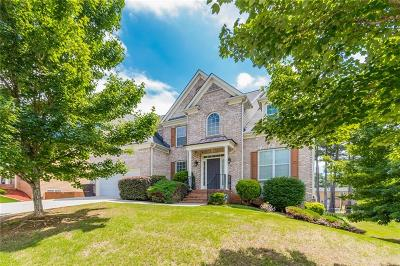 Powder Springs Single Family Home For Sale: 3305 Dilmus Drive