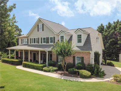 Suwanee Single Family Home For Sale: 1105 Burlington Court