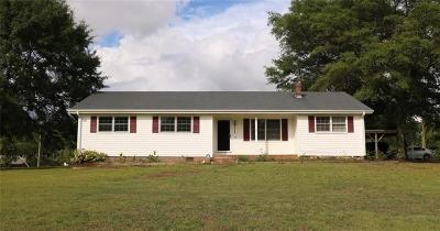 Loganville Single Family Home For Sale: 3865 Rosebud Road