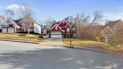 Suwanee Single Family Home For Sale: 1370 Boundary Boulevard