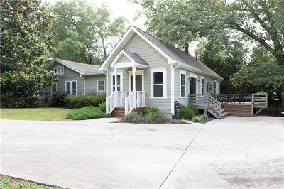 Smyrna Single Family Home For Sale: 1095 Powder Springs Street SE