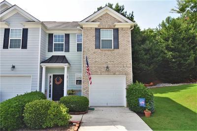 Gainesville Condo/Townhouse For Sale: 2375 Marbleridge Drive #51