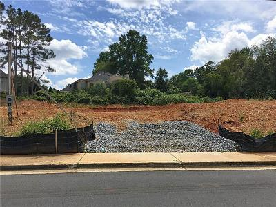 Marietta Residential Lots & Land For Sale: 855 Chestnut Hill Road