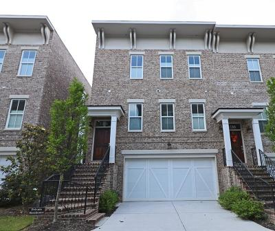 Atlanta Condo/Townhouse For Sale: 1184 John Collier Road NW #201