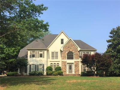 Peachtree Corners Single Family Home For Sale: 4360 River Bottom Drive