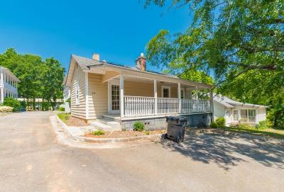 Roswell Single Family Home For Sale: 654 Elm Street