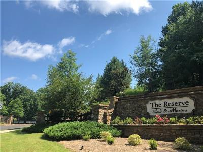 Dawsonville Residential Lots & Land For Sale: 6190 Crestline Drive
