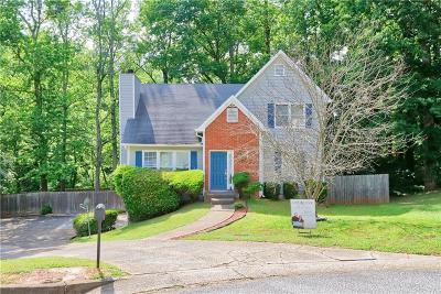 Marietta Single Family Home For Sale: 259 Robbie Lane SW