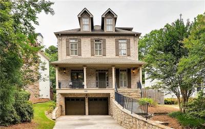 Brookhaven Single Family Home For Sale: 1068 Standard Drive NE