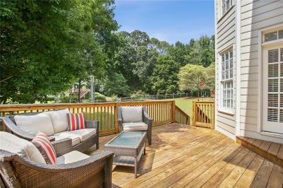Alpharetta Single Family Home For Sale: 930 Linkside Terrace