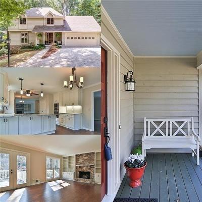 Marietta Single Family Home For Sale: 5010 Willeo Ridge Court