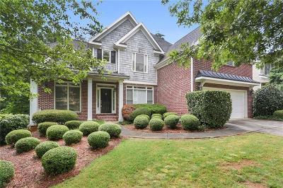 Smyrna Single Family Home For Sale: 4415 Crestoak Drive