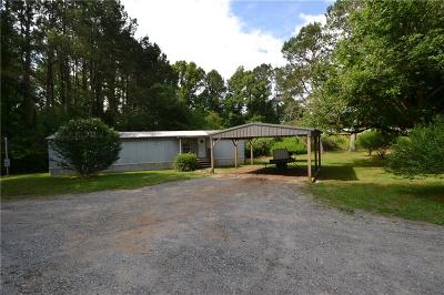 Talking Rock Single Family Home For Sale: 85 Highway 136 Connector
