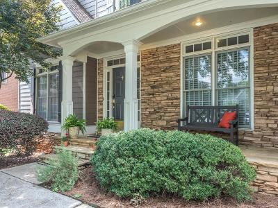 Alpharetta Single Family Home For Sale: 520 Waterview Trail