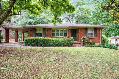Decatur Single Family Home For Sale: 3627 Lavista Road