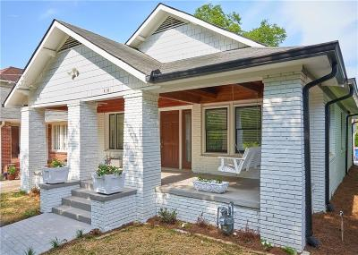 Atlanta Single Family Home For Sale: 410 Parkway Drive NE