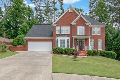 Lilburn Single Family Home For Sale: 754 Shadow Trace Path