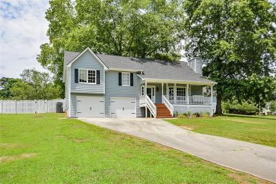 Acworth Single Family Home For Sale: 5715 E Emerald Oaks Drive