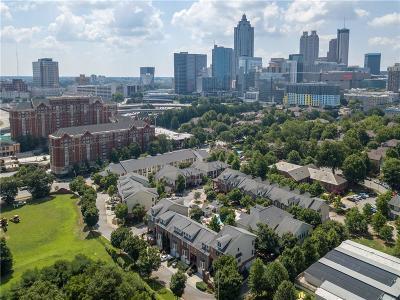 Atlanta Condo/Townhouse For Sale: 186 Centennial Way