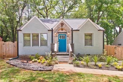 Decatur Single Family Home For Sale: 1903 Cannon Street
