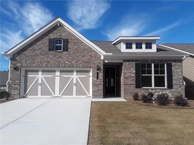 Walton County, Gwinnett County, Barrow County, Forsyth County, Hall County Single Family Home For Sale: 1669 Auburn Ridge Way
