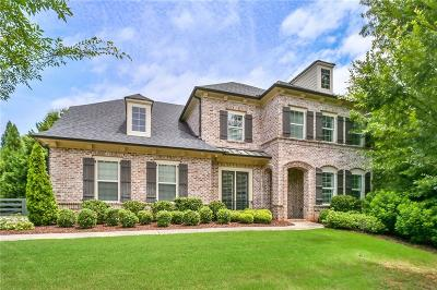 Alpharetta Single Family Home For Sale: 12450 Pindell Circle