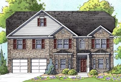 Marietta Single Family Home For Sale: 314 Banfield Court
